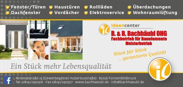 Fenster Fürstenfeldbruck ffb werwaswo de b b bachhäubl ohg fenster rollladen